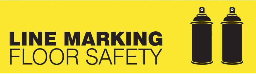 Floor Safety Line Marking