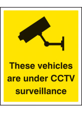 These Vehicles Are Under CCTV Surveillance