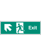 Exit - Up and Left