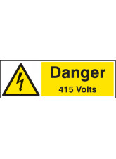 Danger 415 Volts
