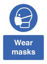 Wear Masks