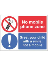 Greet your Child with a Smile Not a Mobile