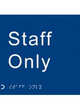 Braille - Staff Only