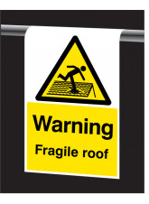 Roll Top - Warning Fragile Roof