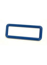 Blue Suspended Frame