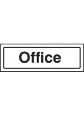 Office - Visual Impact Sign