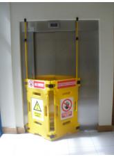 Elevator Gard 2 Panels - 660 x 1100mm Each