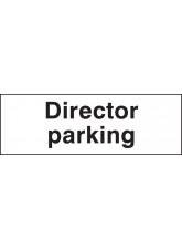 Director Parking